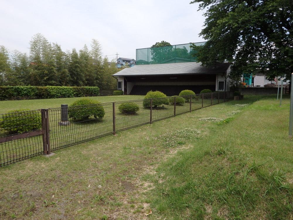 愛宕山ふるさと公園 弓道場