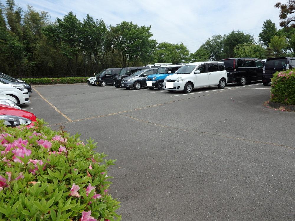 愛宕山ふるさと公園 第2駐車場